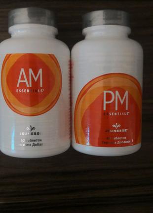 Харчова добавка AM, PM Essentials jeunesse