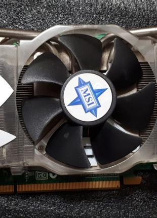 Geforce MSI 7900 GTO 512mb