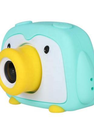 Детская цифровая фото-видео камера DUO Camera UL-2033, 1080P, ...