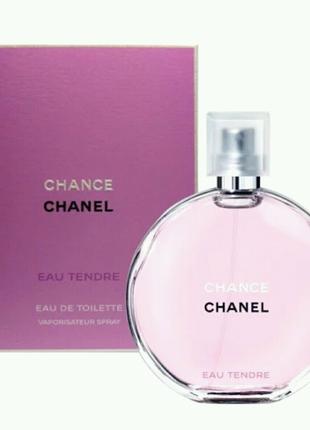 Женский парфюм Chanel Chance Eau Tendre  50 м
