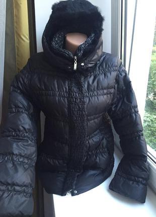Season color жіноча куртка, пуховик/ женская куртка пуховая