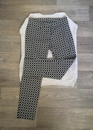 Patrizia pepe 44 р италия брюки класичиские, штани, штаны