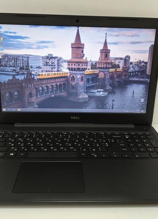 Ноутбук Dell inspirion 3593  / i3-1005G1 / 8Gb / 500Gb SSD