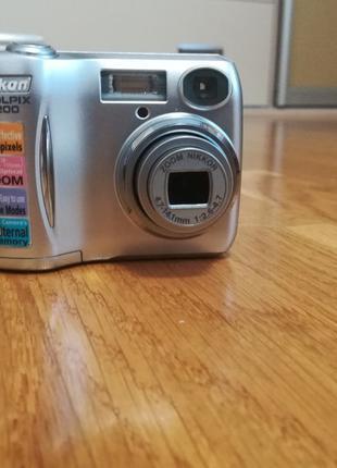 Фотоаппарат цифровой Nikon coolpix 2200