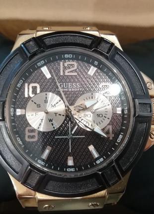 Мужские часы Guess W0040G3