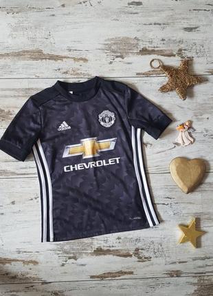 Футболка manchester united футбольная