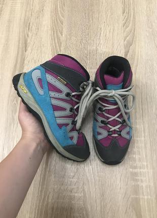 Everest vibram 32 р watertex италия трекинговые кроссовки крос...