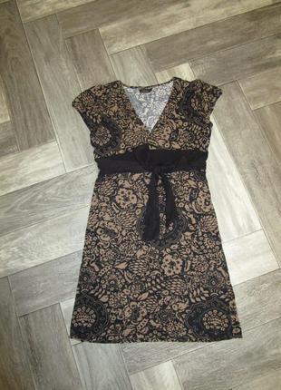 Платье с запахом estelle