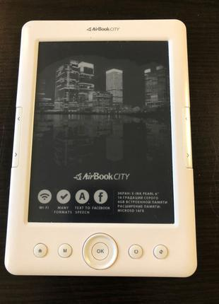 Электронная книга Airbook CITY