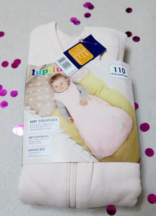 Спальник, спальный мешок, конверт на 18-36 мес. длина 110 см