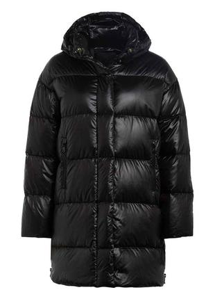 Новый оверсайз пуховик hox италия парка куртка оригинал как ad...