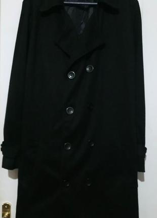 Легкое флисовое пальто