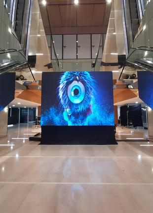 Аренда LED экранов, лед пол, лед стенд, лед фотозон