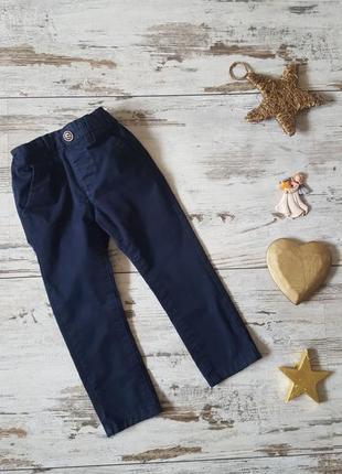 Джинсы брюки классические