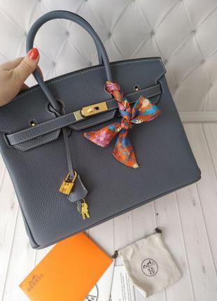 Женская кожаная сумка в стиле  birkin💎💣