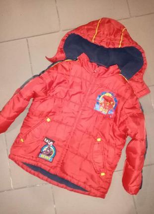 Курточка деми для деток 4_5лет