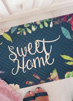 Коврик придверный sweet home 75*45*0,4 см (kov_20s008)