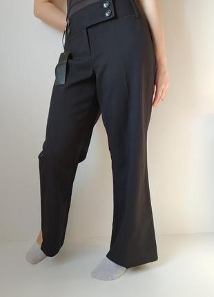 Новые немного укороченные брюки от new look