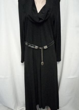 Шикарное брендовое платье в пол, бохо.