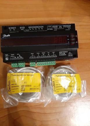 Контроллер Испарителей С AKV (Импульсные ЕРВ) Danfoss AK-CC 550