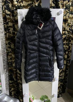 Зимнее женское пальто куртка reebok