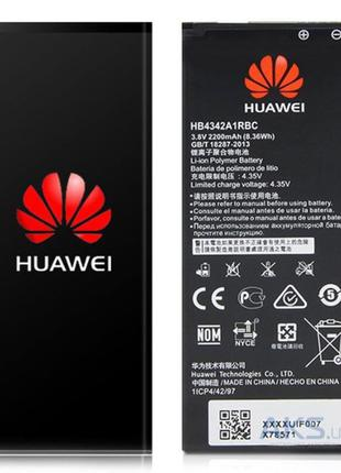 Аккумулятор Huawei Honor 4A, Y5 II, Y6, HB4342A1RBC (2200 mAh)...