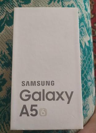 Телефон Samsung Galaxy A5 (2016)