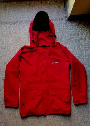 Куртка/парка berghaus с подкладом