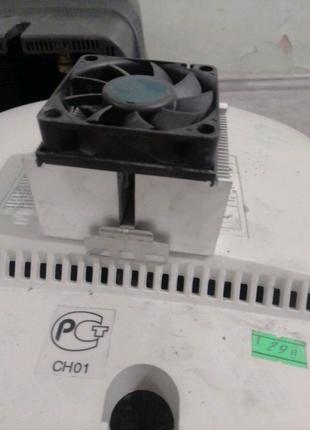 Кулер с радиатором