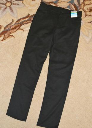 Брюки школьные skinny leg george р.10-11-12 лет 140-152 см.