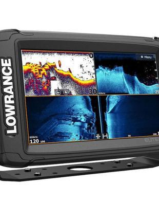 Эхолот Lowrance Elite 9 Ti2 Active Imaging 3-in-1