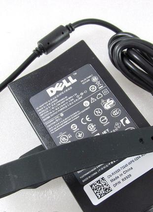 Блок питания Dell 65W PA-2E Slim-корпус 19.5V, 3.34A, разъем 7.4