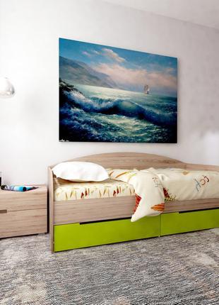 Ліжко односпальне Л-5
