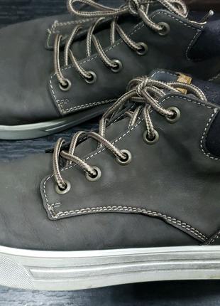 Ботинки мужские деми 37р кожа