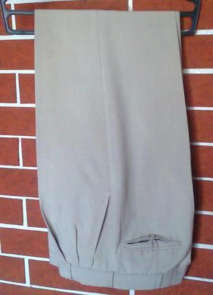 Стильные летние легкие мужские брюки