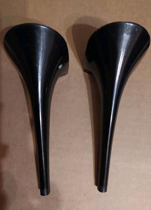 """Каблуки- шпильки для ремонта обуви. 13см, размер """"3""""."""