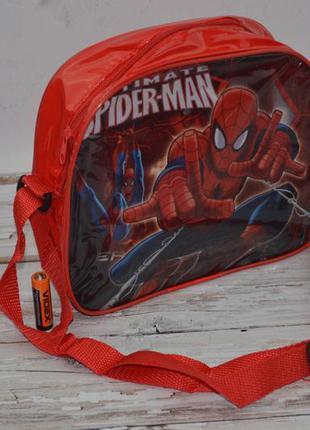 Новая сумка сумочка детская спайдермен человек паук spider man
