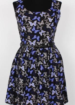 Платье с бабочками mela
