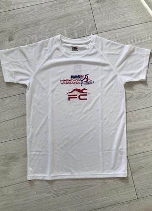Футболка, спортивная футболка, белая футболка.