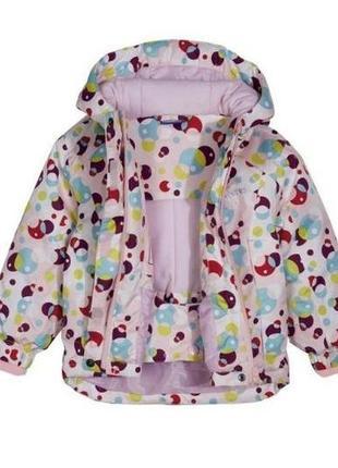 Комплект куртка и лыжные штаны