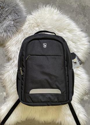 Рюкзак oiwas для ноутбука, школьный, городской рюкзак светоотр...