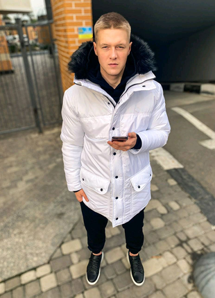 Зимняя мужская куртка ASOS Аляска 2020
