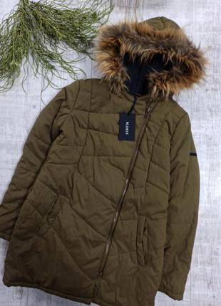 Зимняя куртка парка desires