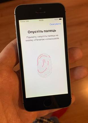продам iPhone SE 16Gb Space