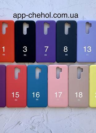 Чехол ТОП качество Xiaomi Redmi Note 9/9s/8/8T/Pro/8a/7/5 Mi 9...