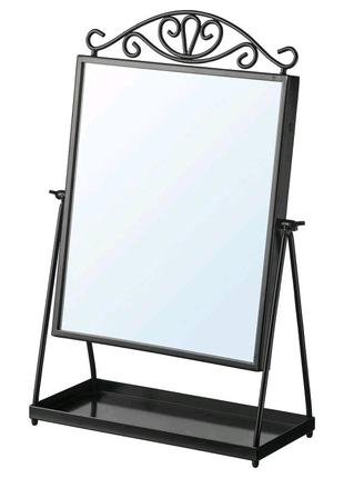 Зеркало настольное 27*43 см ИКЕА