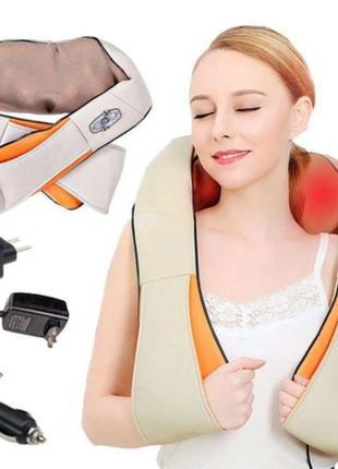 медтехника массажер для шеи
