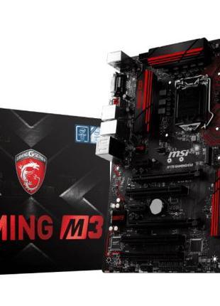 Комплект мать +проц MSI H170 Gaming M3 + i5-6500