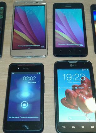 Продам телефоны Huawei  Samsung LG  HTC.