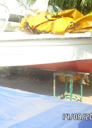 Катер Тритон 1370А ,дизель водомёт.
